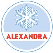 Alexandra Ski Club Logo